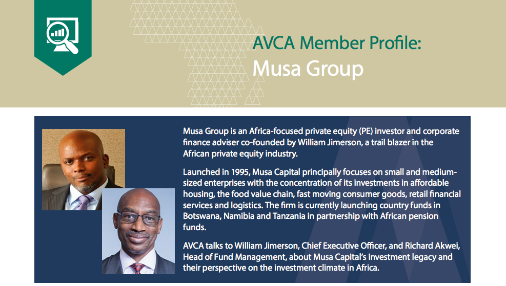 Musa Group Musa Capital
